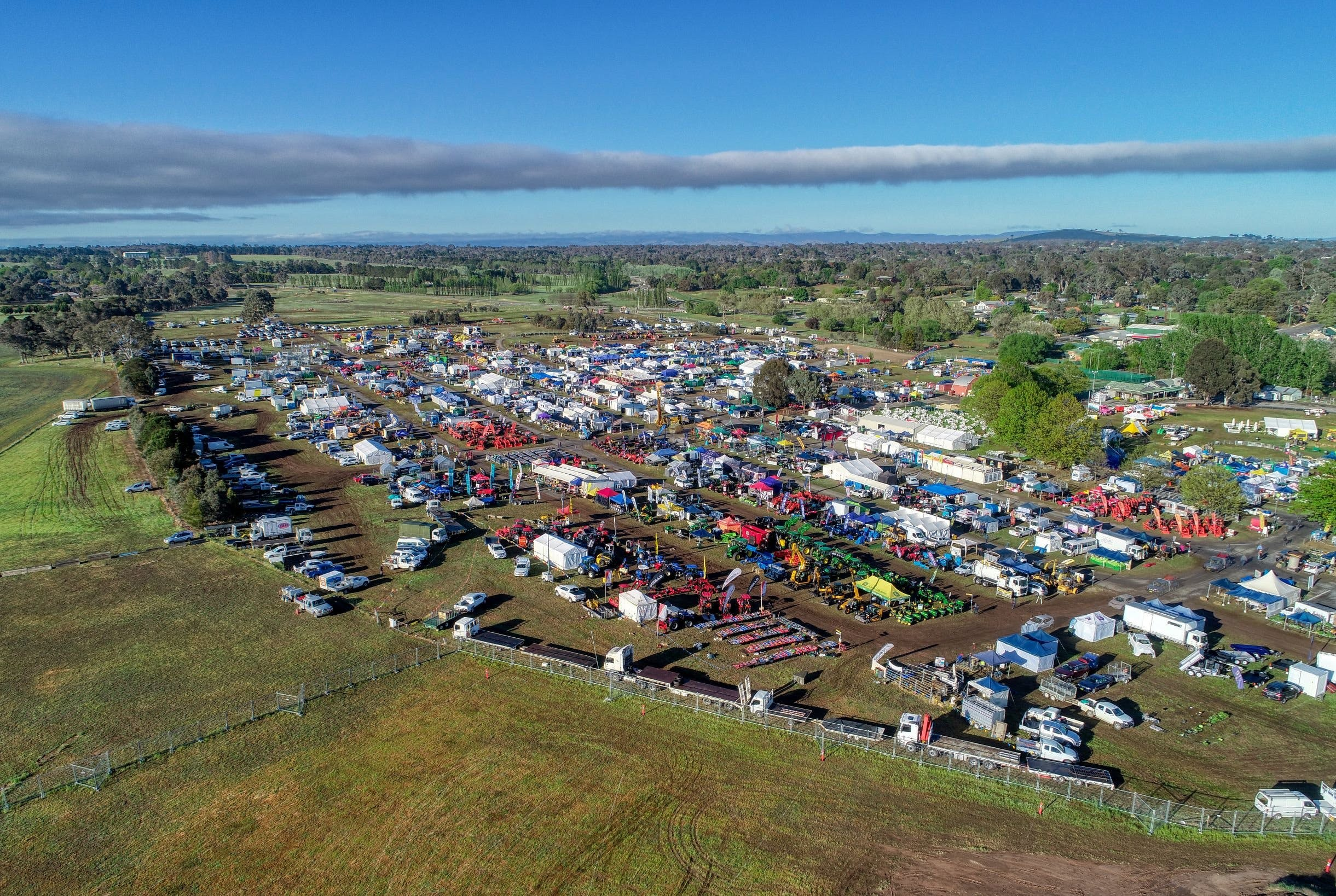 Murrumbateman Field Days - Carnarvon Accommodation