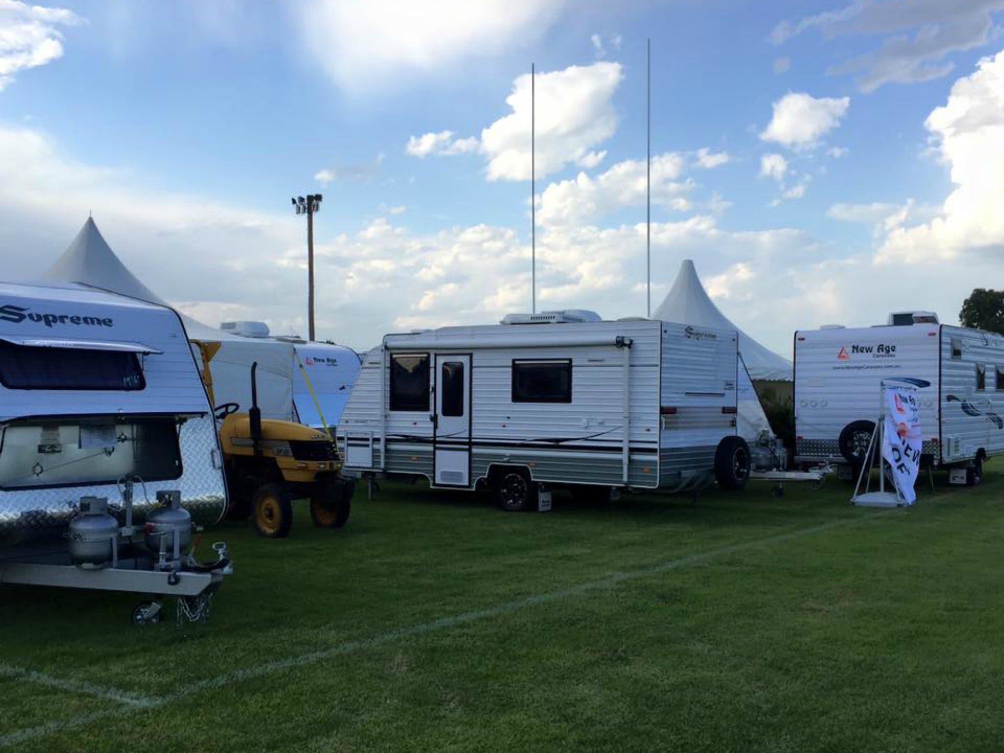 Northern Inland 4x4 Fishing Caravan and Camping Expo - Carnarvon Accommodation