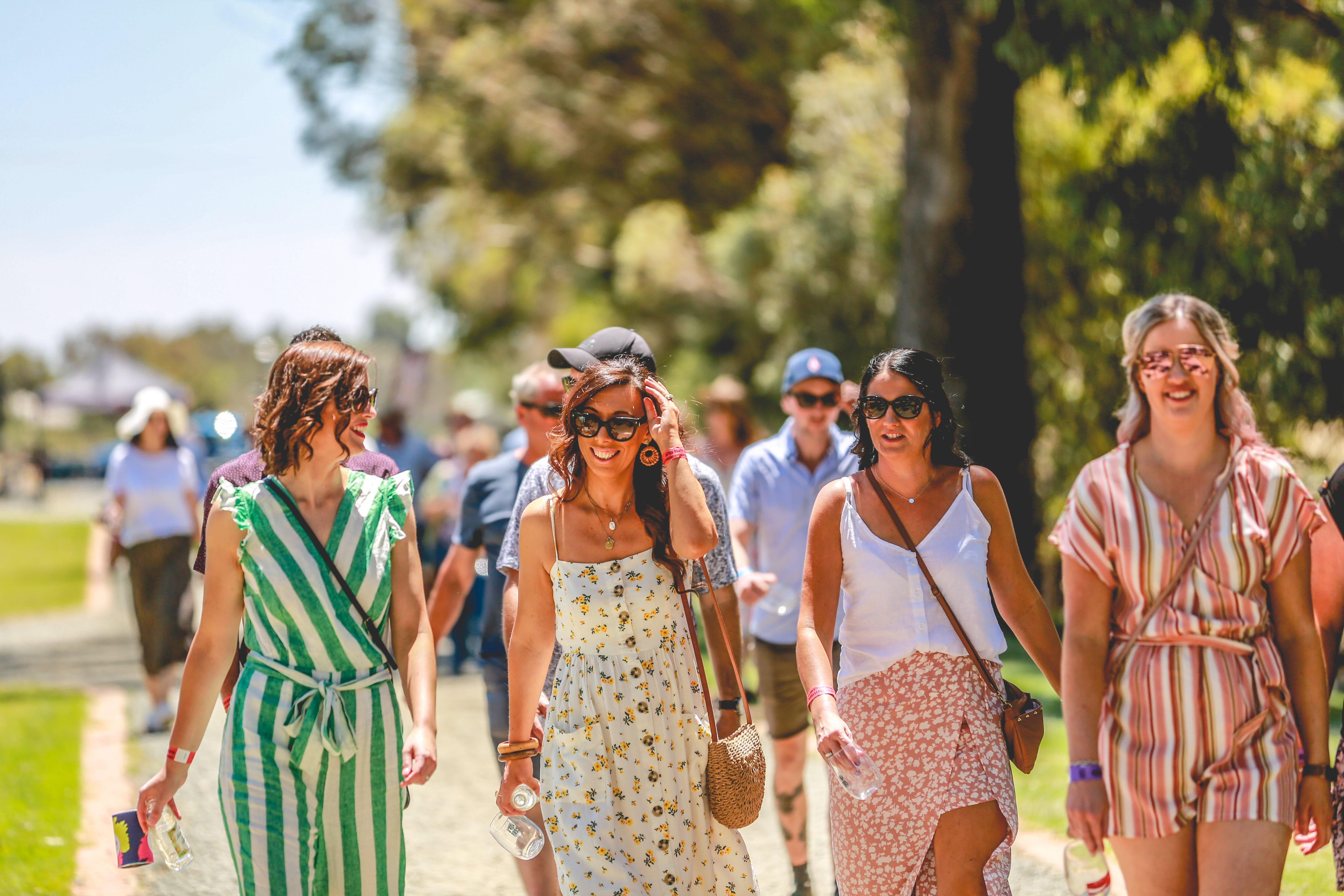 Perricoota Pop and Pour Festival - Echuca Moama - Carnarvon Accommodation