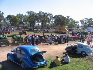 Quirindi Rural Heritage Village - Vintage Machinery and Miniature Railway Rally and Swap Meet - Carnarvon Accommodation