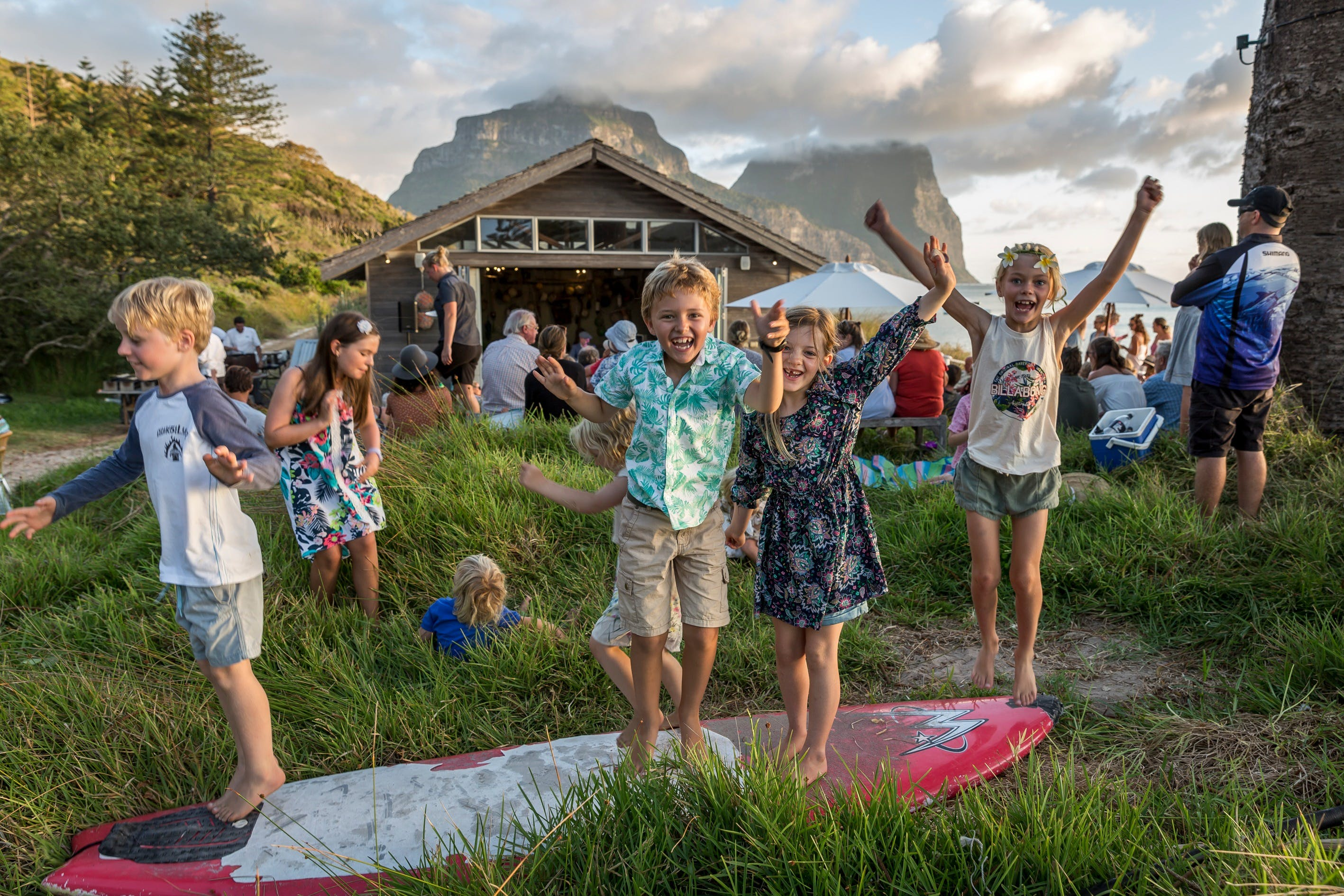 Spring Festival of Lord Howe Island - Carnarvon Accommodation