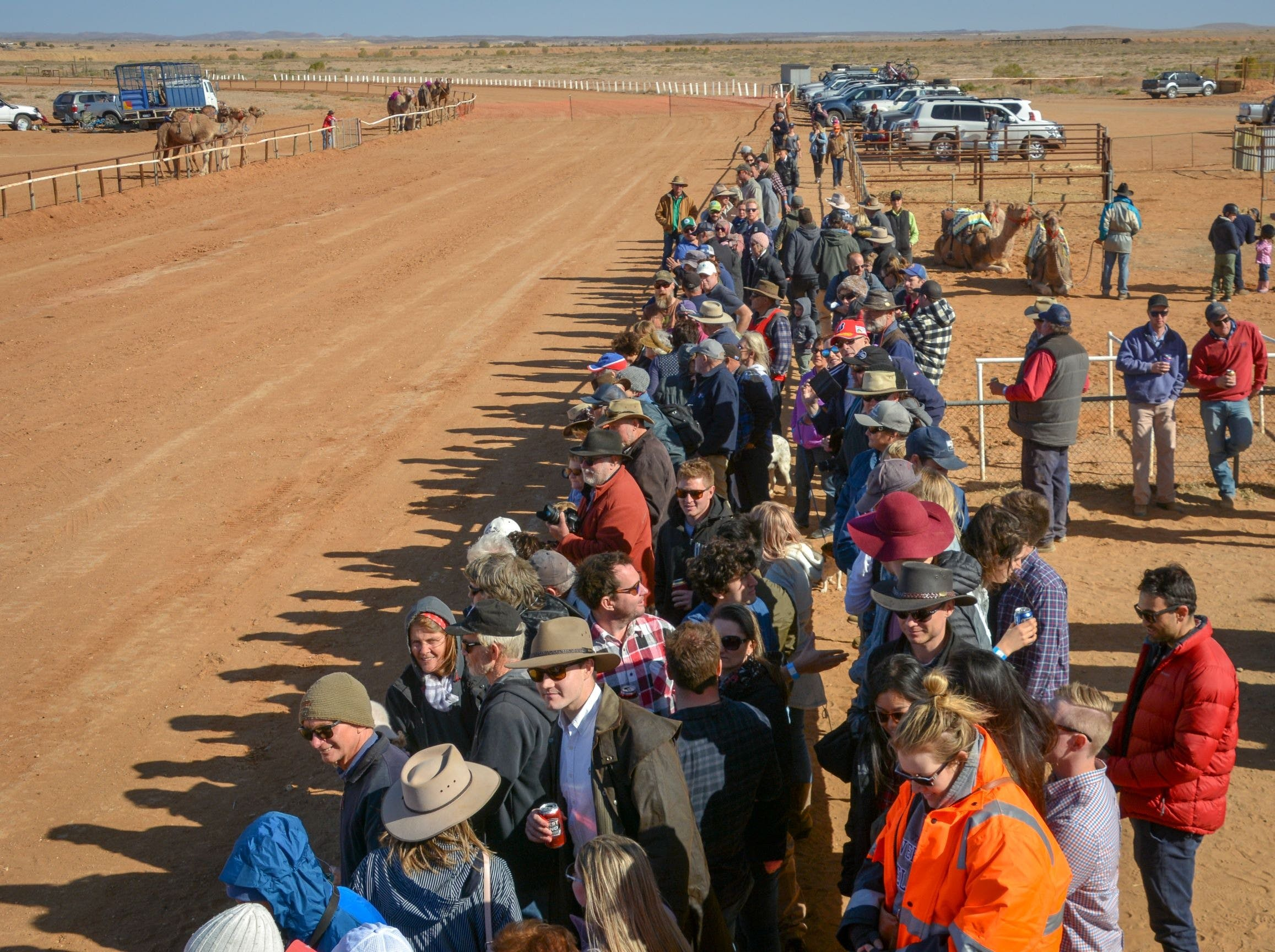28th Marree Australasian CAMEL CUP 3 July 2021 - Carnarvon Accommodation