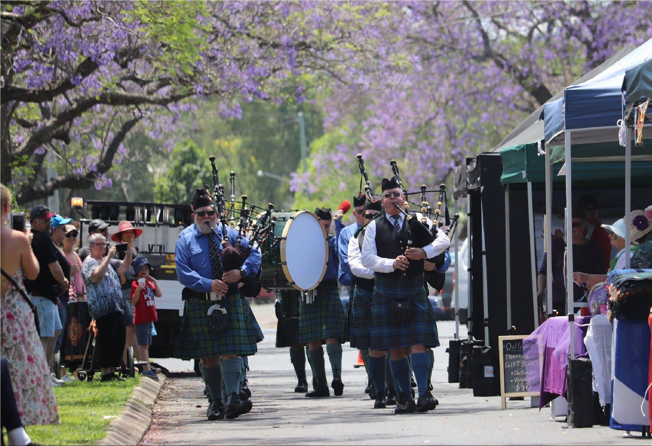 Celtic Festival of Queensland - Carnarvon Accommodation