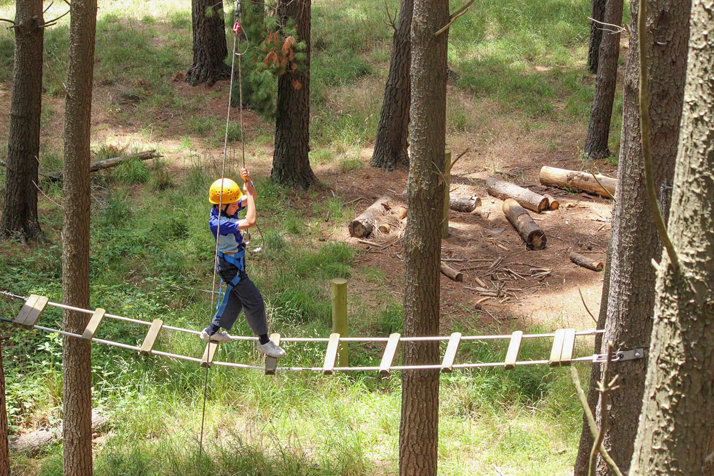 July 2020 Holidays- Go Wild at the Mt Lofty Adventure Hub - Carnarvon Accommodation