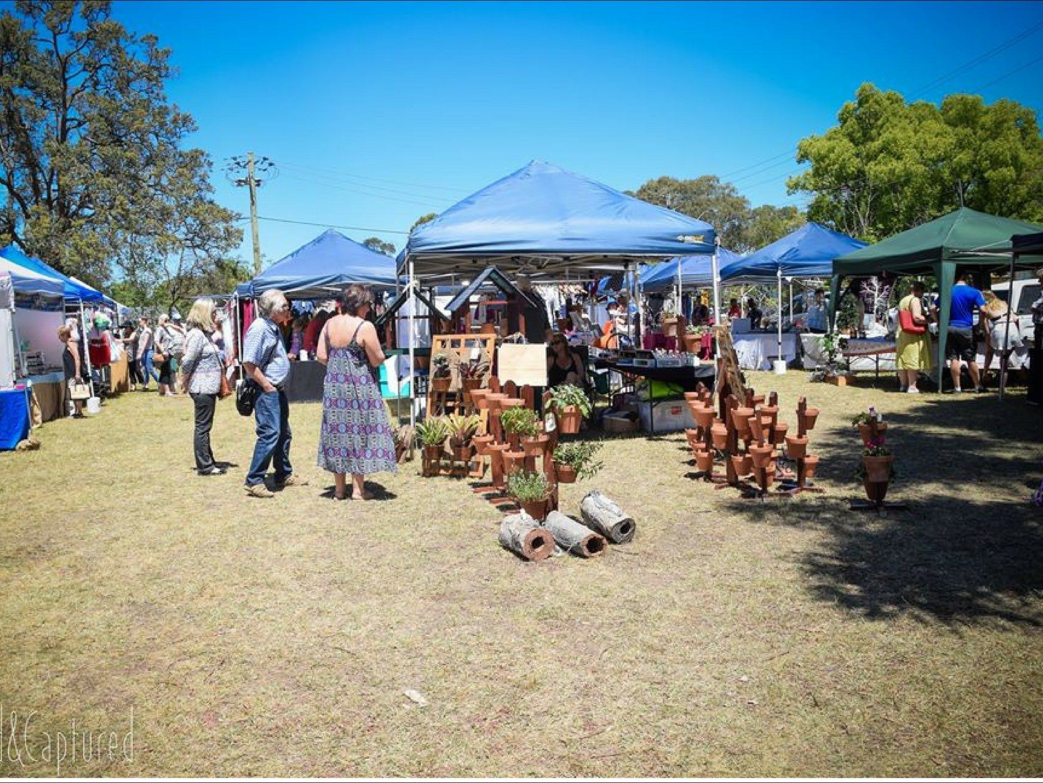 Luddenham Country Market - Carnarvon Accommodation