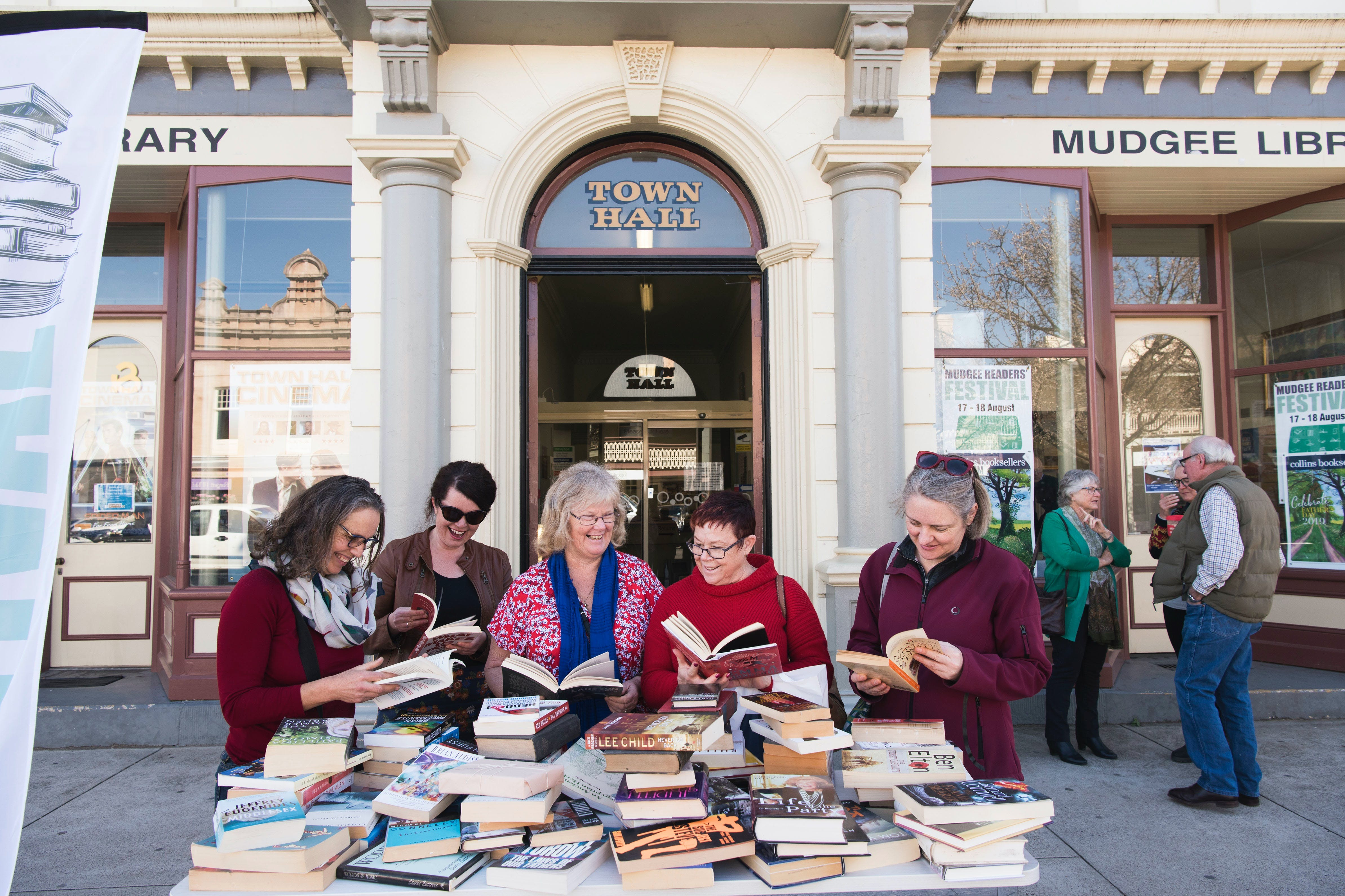 Mudgee Readers' Festival - Carnarvon Accommodation