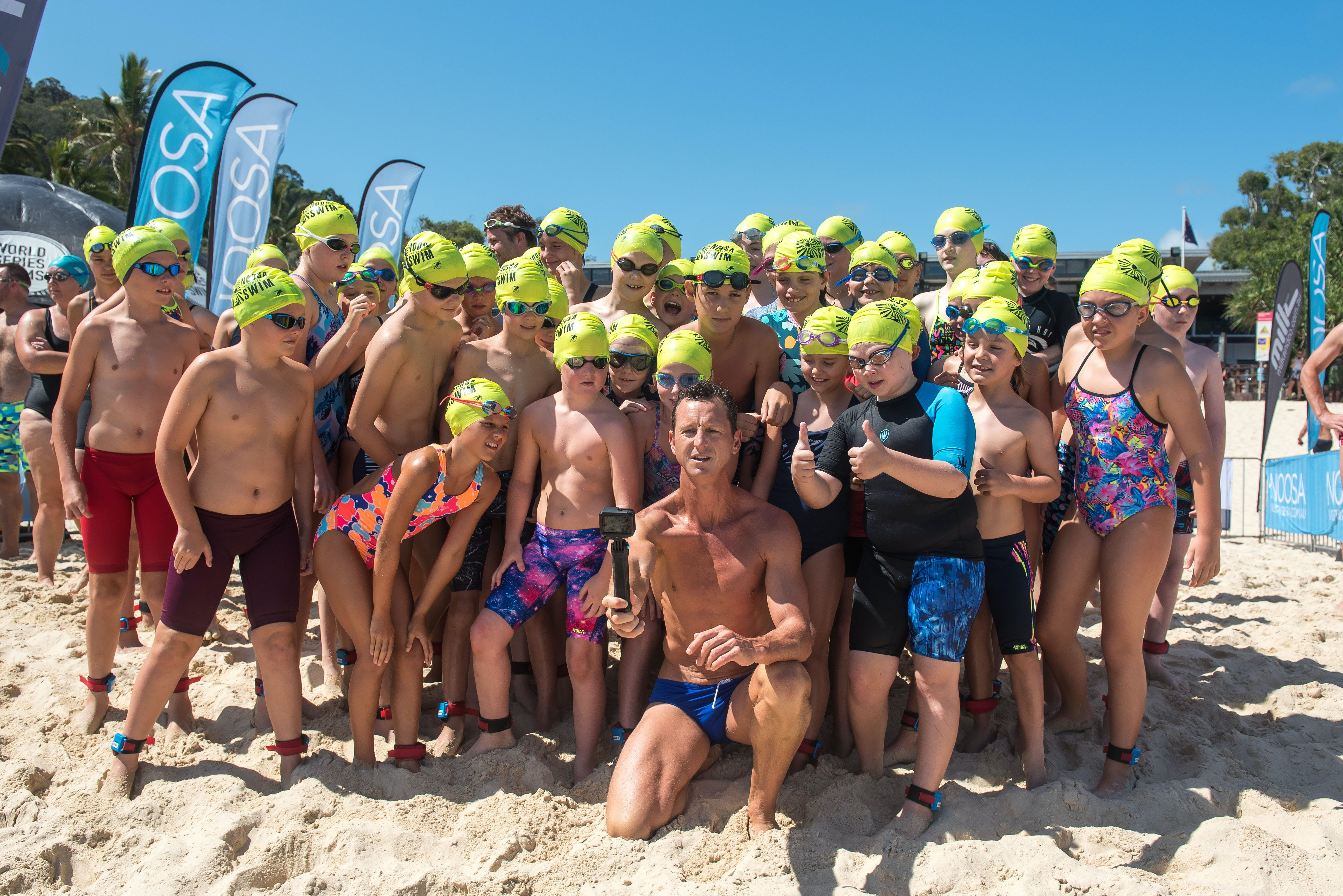 Noosa Summer Swim Festival 2021 - Carnarvon Accommodation