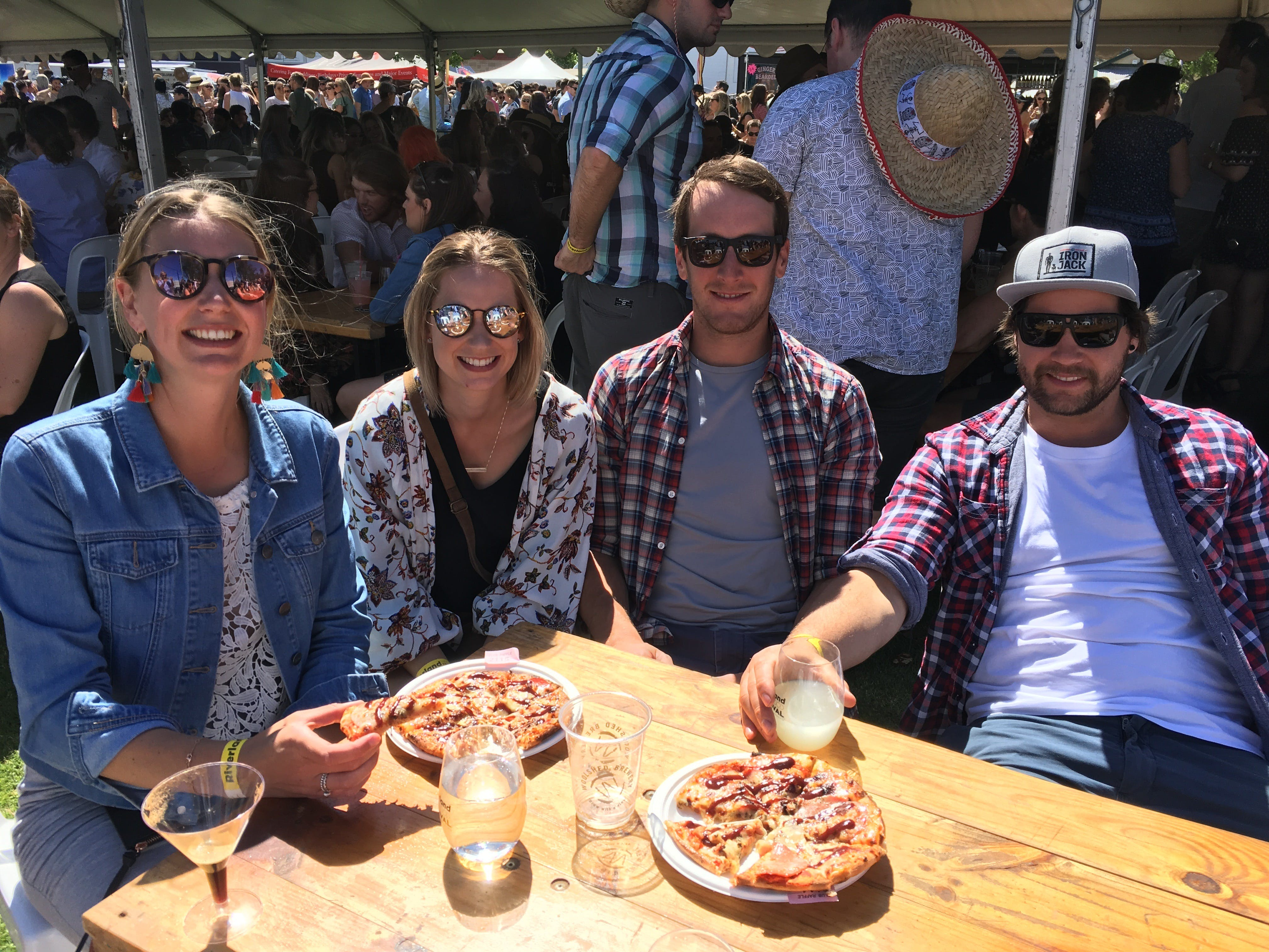Riverland Wine  Food Festival - Carnarvon Accommodation