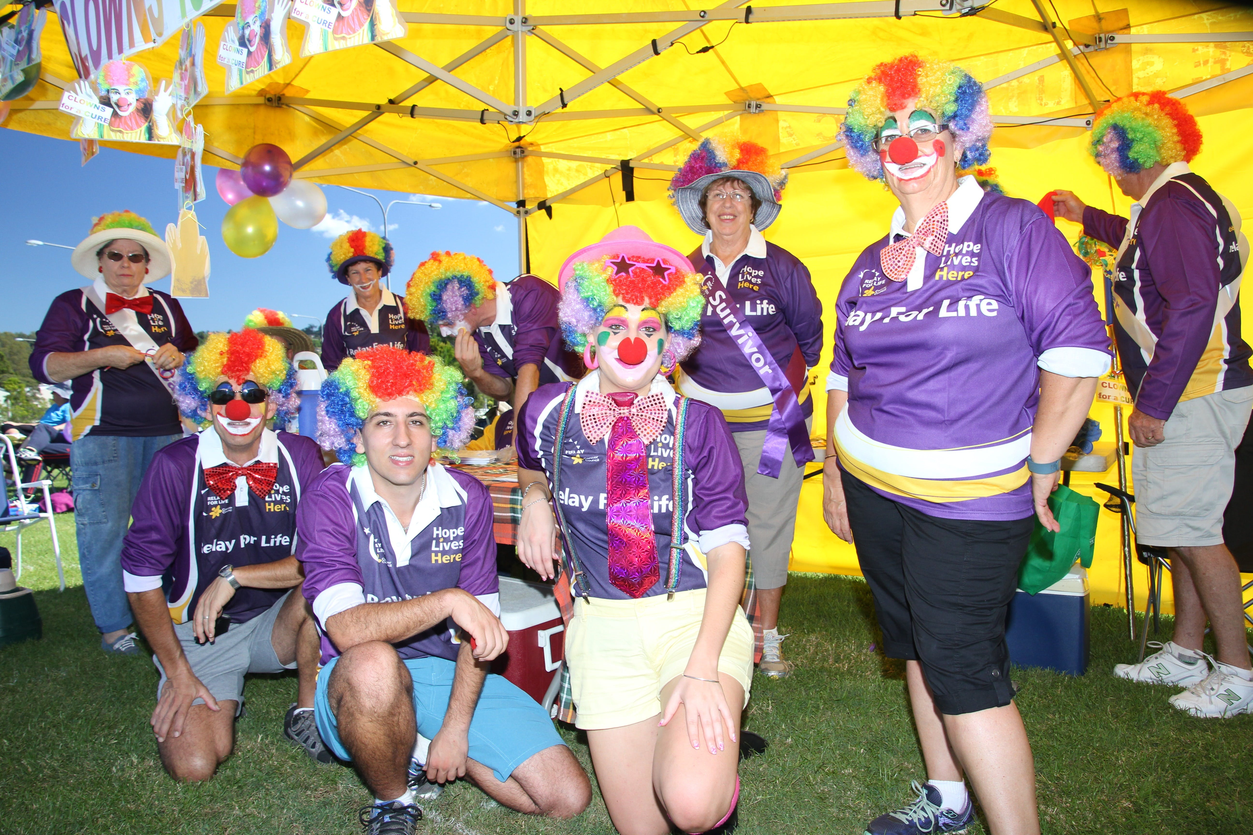 Grafton Relay for Life - NSW Cancer Council - Carnarvon Accommodation