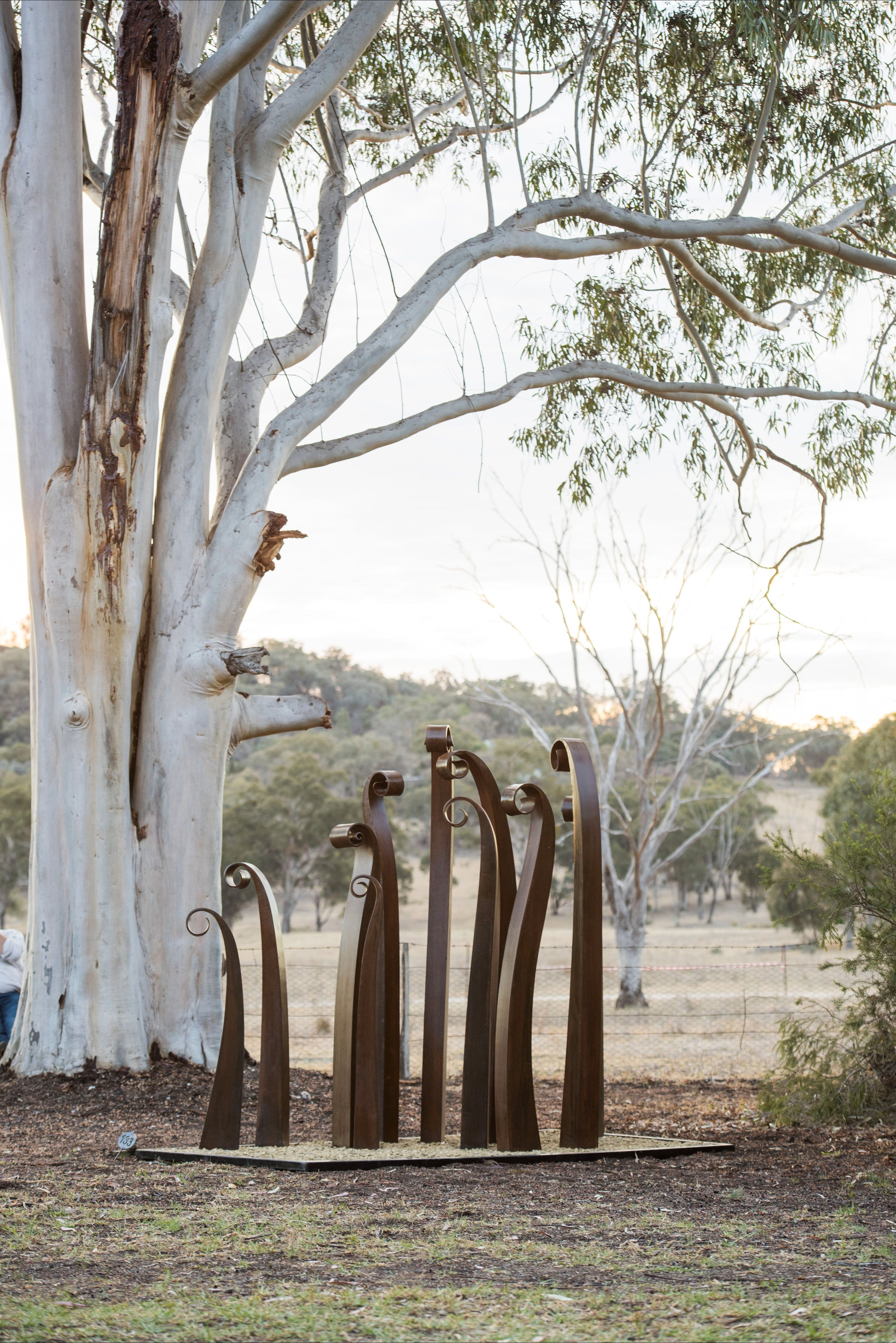 Sculptures in the Garden - Carnarvon Accommodation