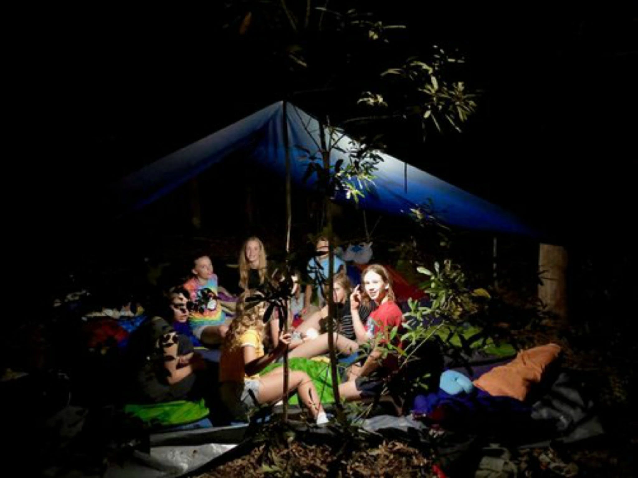 Summer  Family Nature Camp - Carnarvon Accommodation