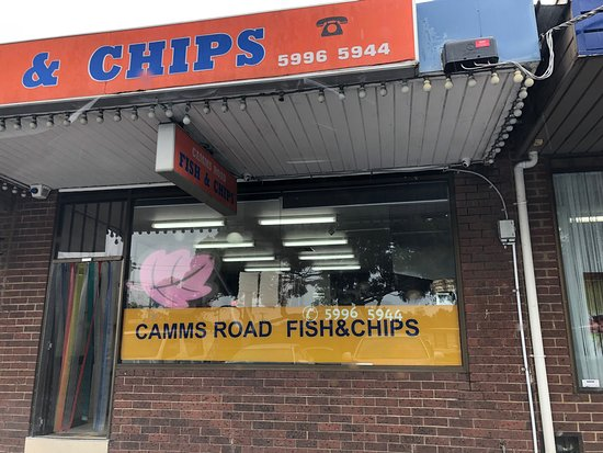 Camms Rd Fish  Chips - Carnarvon Accommodation