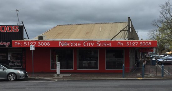 Noodle City  Sushi - Carnarvon Accommodation
