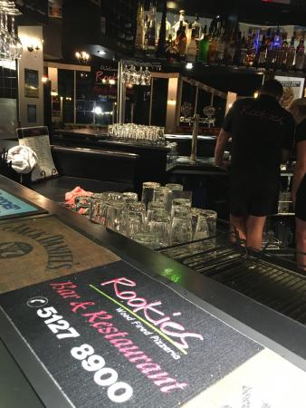 Rookies Pizzeria Bar  Grill - Carnarvon Accommodation