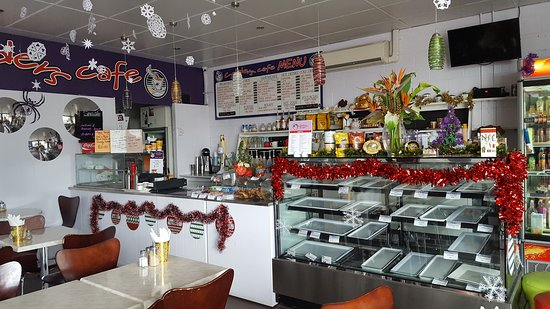 Spiders cafe - Carnarvon Accommodation