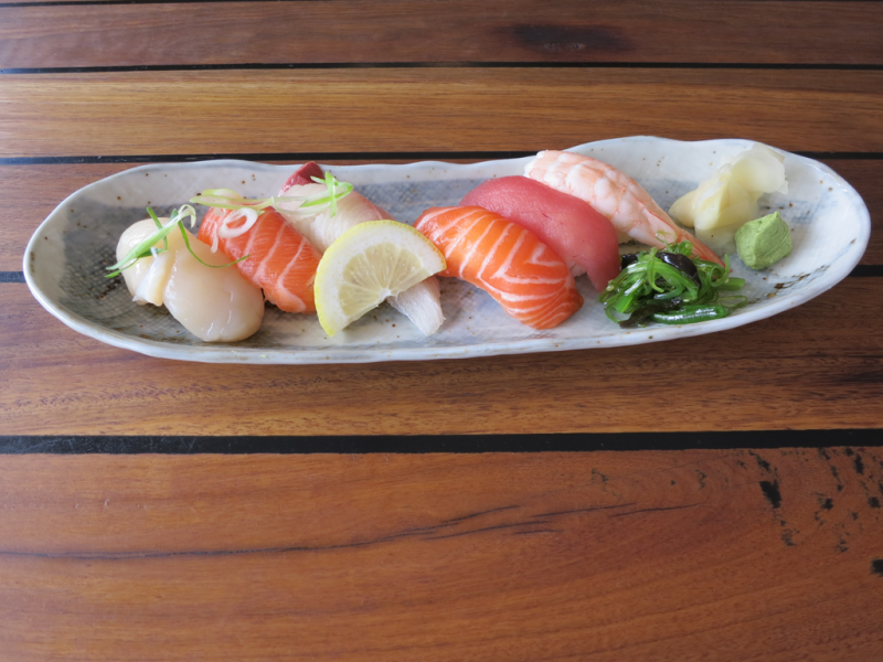 Sabi Sushi Cafe - Carnarvon Accommodation