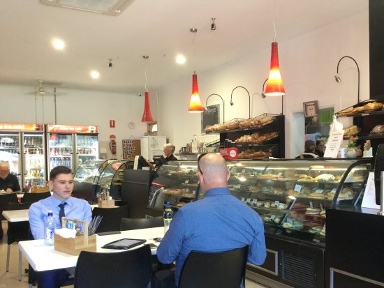 Ambience Bakery Cafe - Carnarvon Accommodation