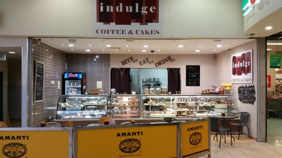 Indulge coffee and cakes - Carnarvon Accommodation