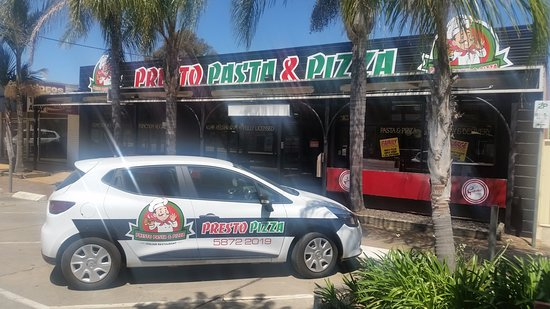 Presto Pasta  Pizza - Carnarvon Accommodation