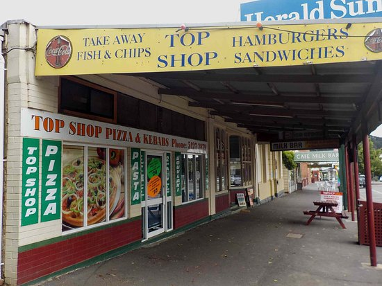 Top Shop Fish and Chips - Carnarvon Accommodation