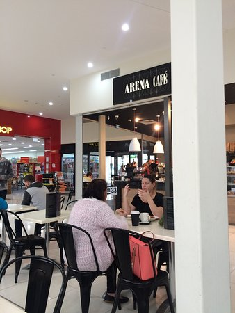Arena Cafe - Carnarvon Accommodation