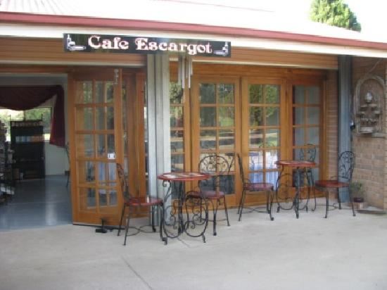 Cafe Escargot - Carnarvon Accommodation