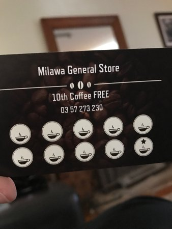 Milawa General Store and Coffee Shop - Carnarvon Accommodation