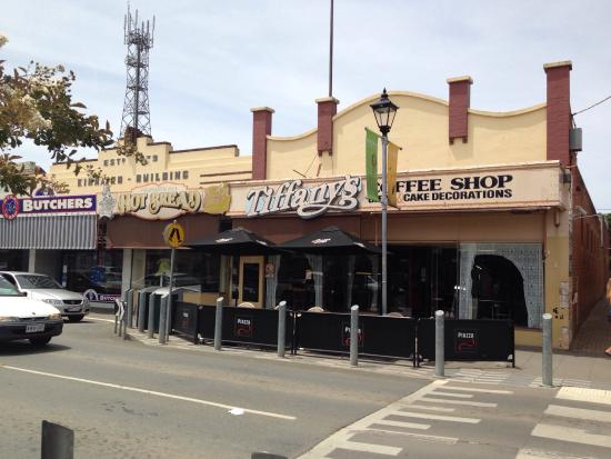 Numurkah Bakery and Tiffany's coffee shop - Carnarvon Accommodation
