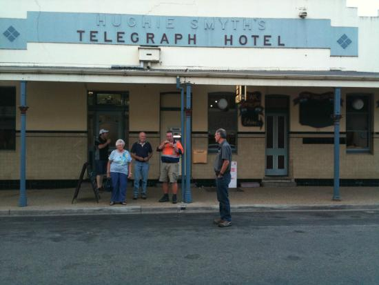 Telegraph hotel - Carnarvon Accommodation