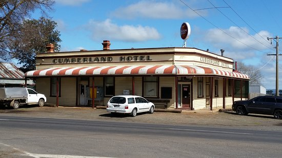 Cumberland Hotel - Carnarvon Accommodation