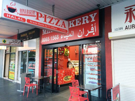 Mina Bakery - Carnarvon Accommodation