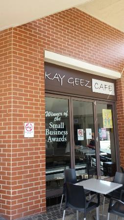 Kay Geez Cafe - Carnarvon Accommodation