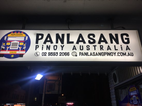 Panlasang Pinoy - Carnarvon Accommodation