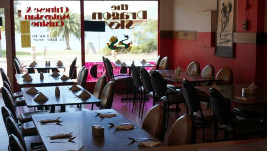 Dragon Sky Restaurant - Carnarvon Accommodation