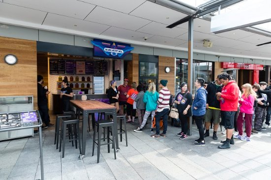 BurgerFuel Blacktown - Carnarvon Accommodation