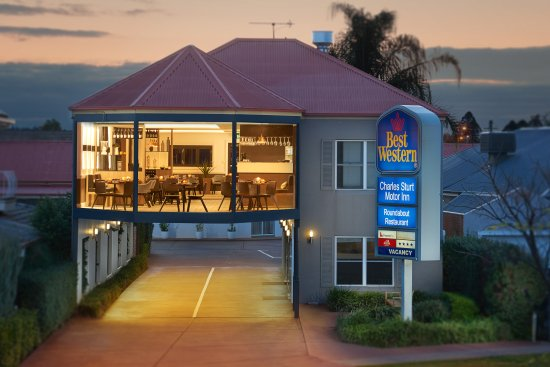 The Roundabout Restaurant - Carnarvon Accommodation