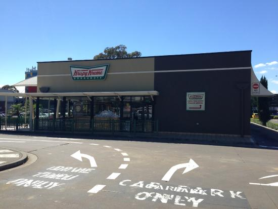 Krispy Kreme Doughnuts - Carnarvon Accommodation
