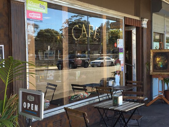 The Blend Cafe - Carnarvon Accommodation