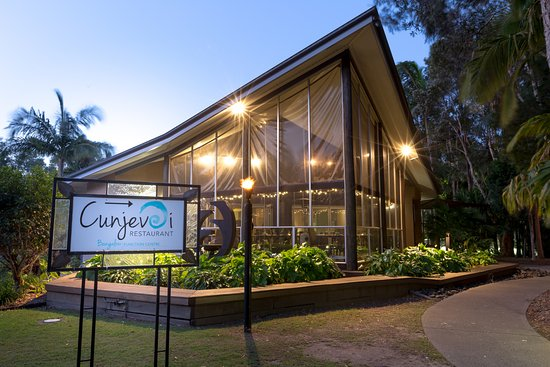 Cunjevoi Restaurant - Carnarvon Accommodation