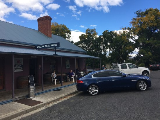 Walcha Road Hotel - Carnarvon Accommodation