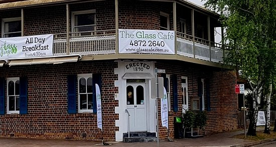 The Glass Cafe - Carnarvon Accommodation