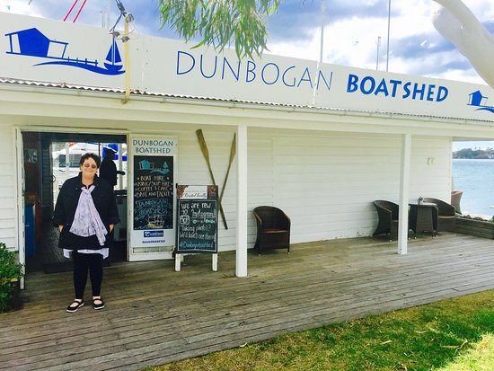 Dunbogan Boat Shed - Carnarvon Accommodation