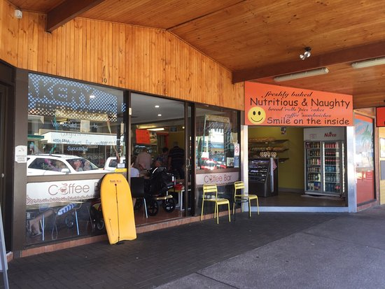 Evans Head Bakery - Carnarvon Accommodation