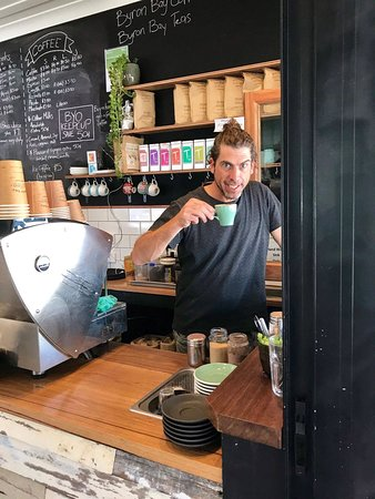 Kisos Espresso Bar - Carnarvon Accommodation