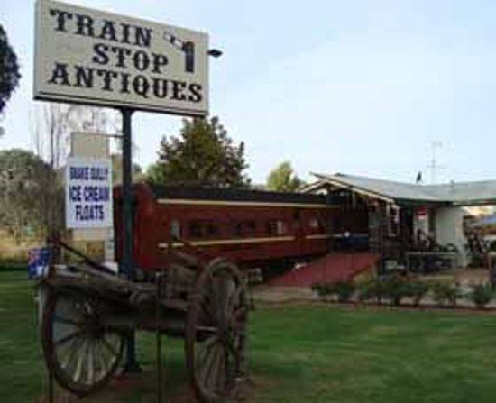 Train Stop Antiques - Carnarvon Accommodation