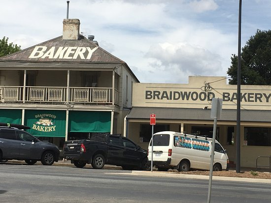 Trappers Bakery - Carnarvon Accommodation