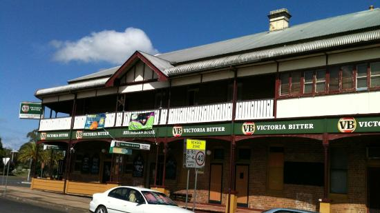 Australian Hotel Restaurant - Carnarvon Accommodation