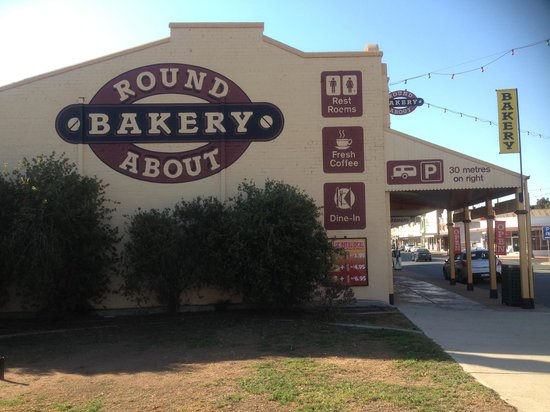 Bakery Cafe West Wyalong - Carnarvon Accommodation