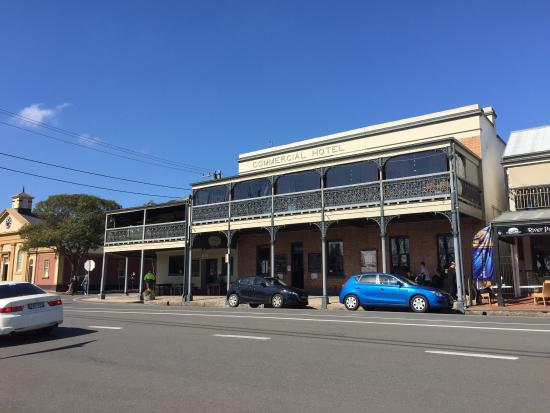 Commercial Hotel - Carnarvon Accommodation