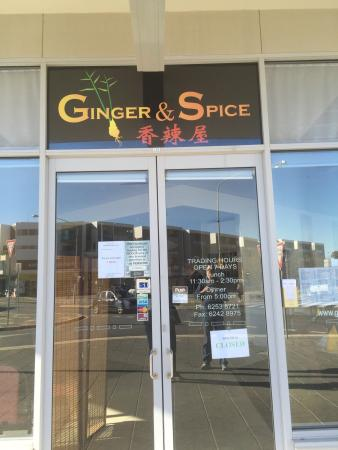 Ginger and Spice - Carnarvon Accommodation